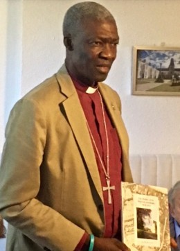 The Bishop of Woolwich, the Right Reverend Dr Woyin Karowei Dorgu | The Dulwich Almshouse Charity