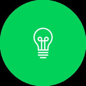lightbulb-groenecirkel