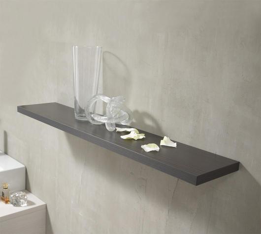 Duzzle mensola a parete pino grigio tft
