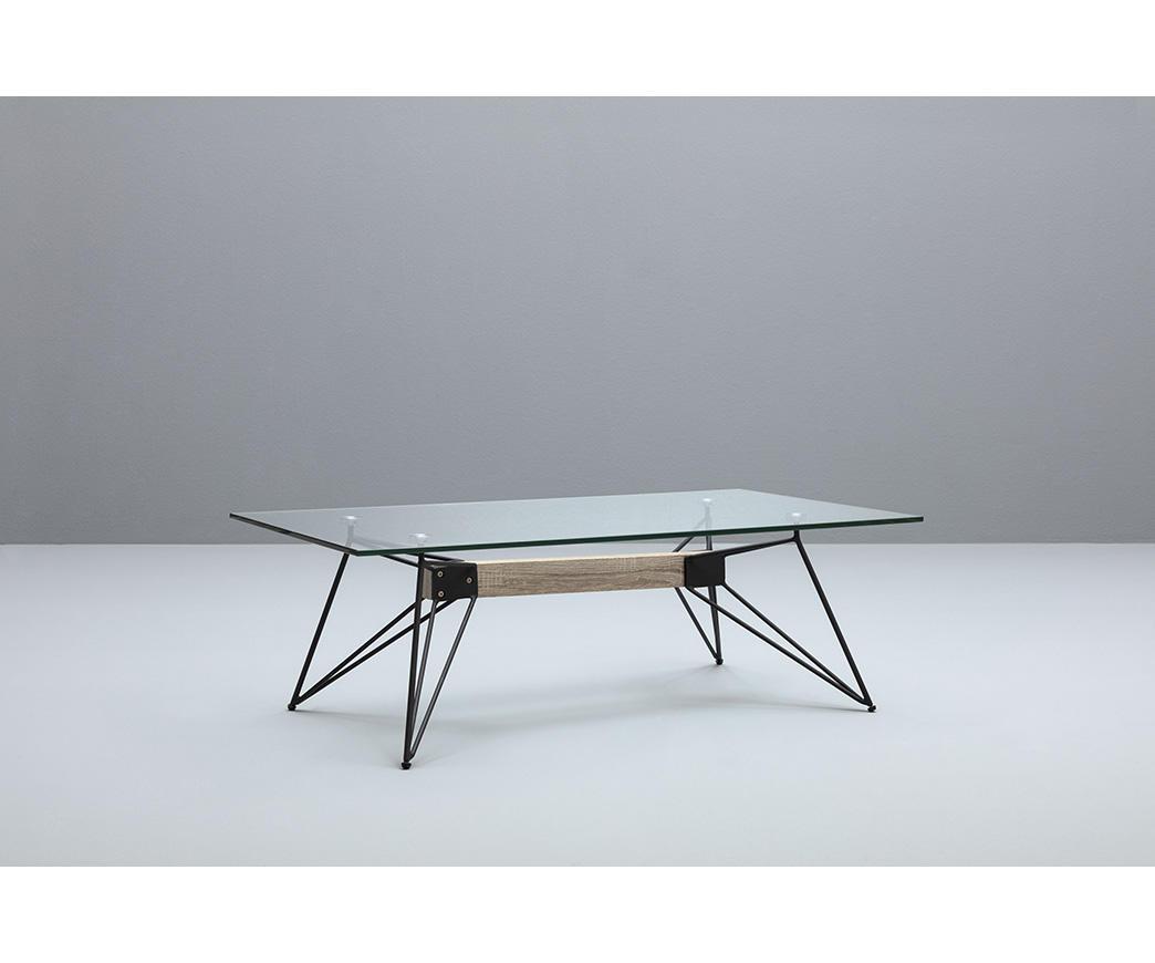 Tavolino da salotto in vetro Garoe | Duzzle