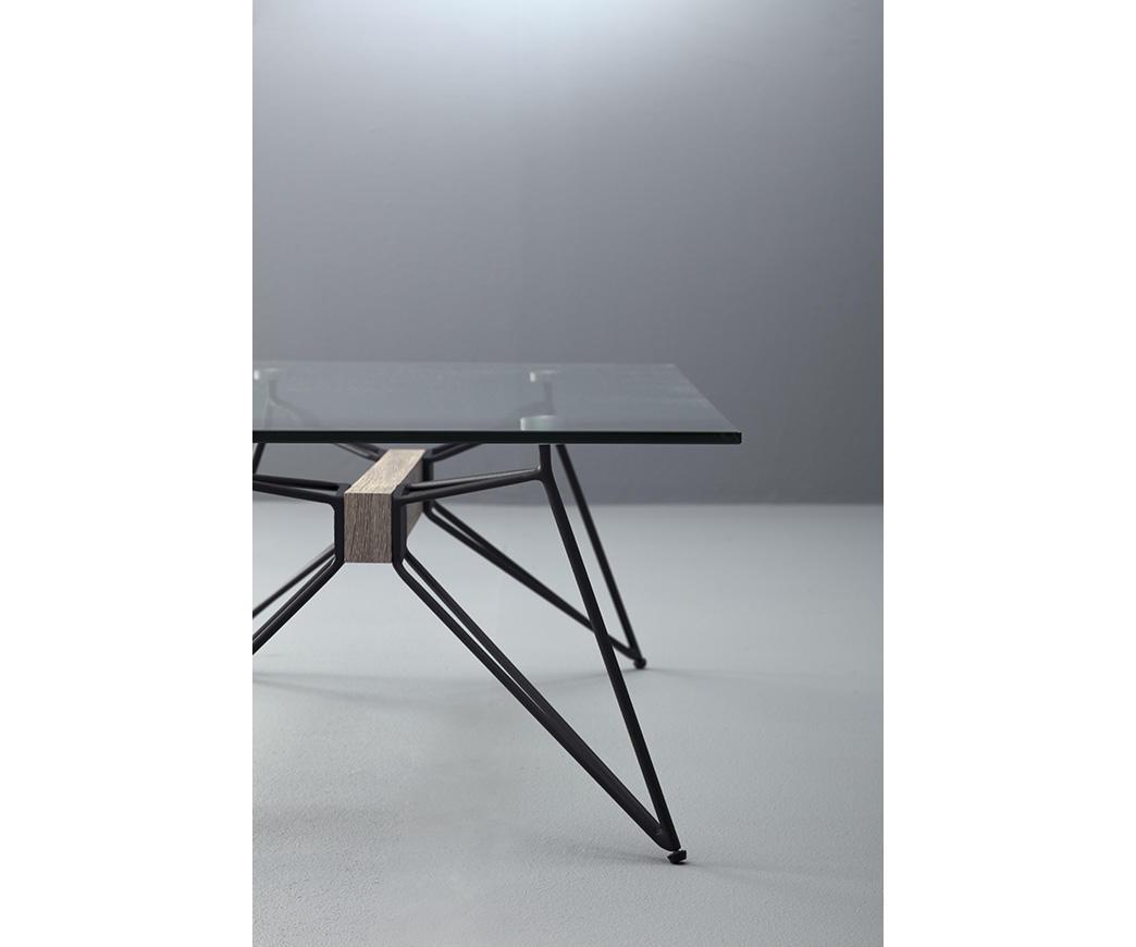 Tavolini Da Salotto In Cristallo : Tavolino da salotto in vetro garoe duzzle