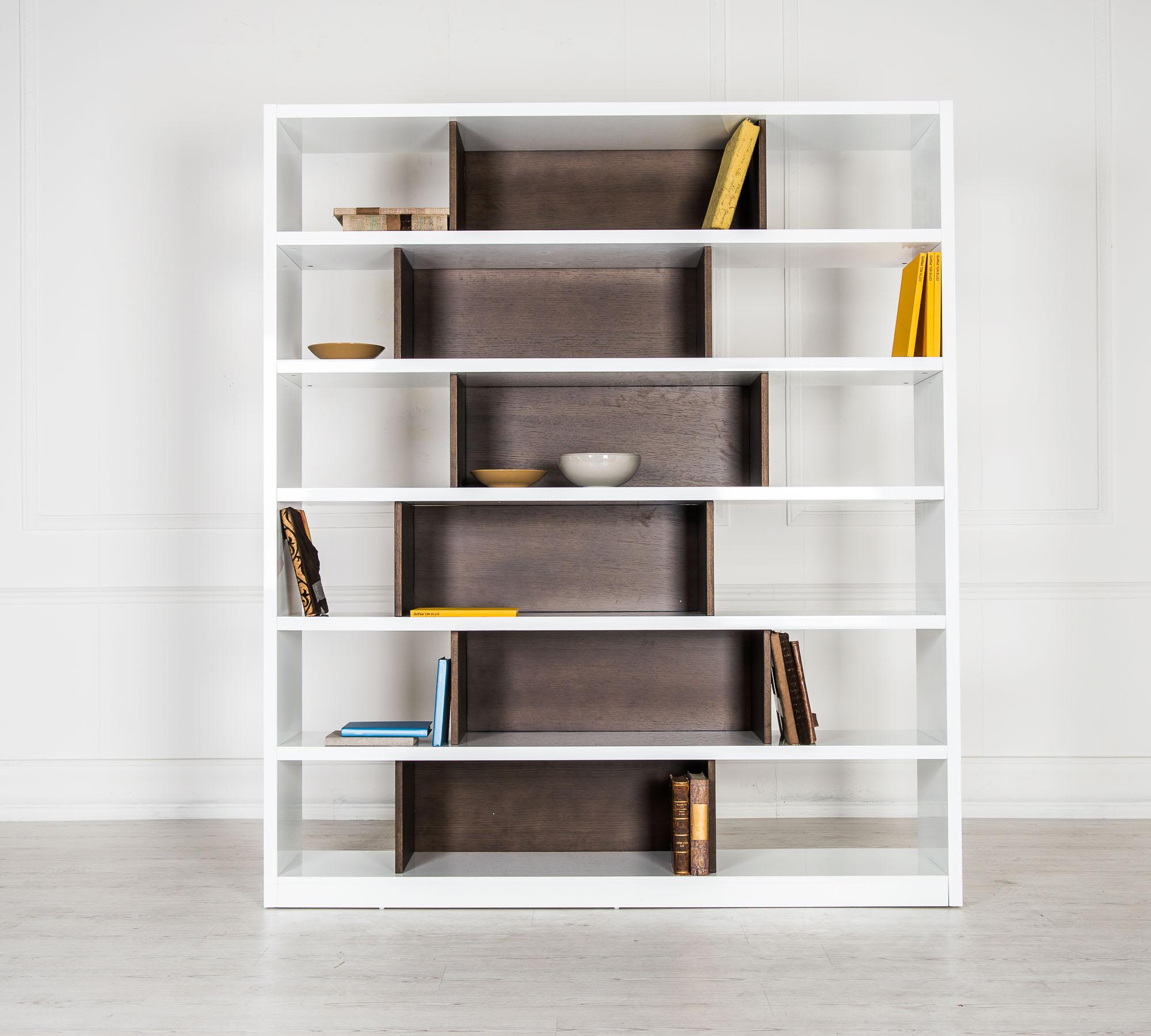 Stunning librerie a giorno contemporary acrylicgiftware for Libreria soggiorno design