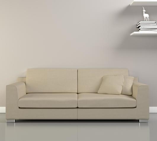 Duzzle offerta divani tre posti tessuto colore ghiaccio sirena
