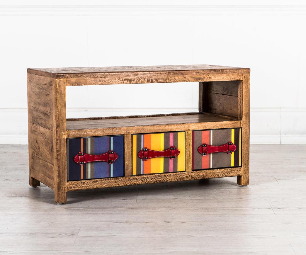 Mobiletto porta TV Colour | Duzzle