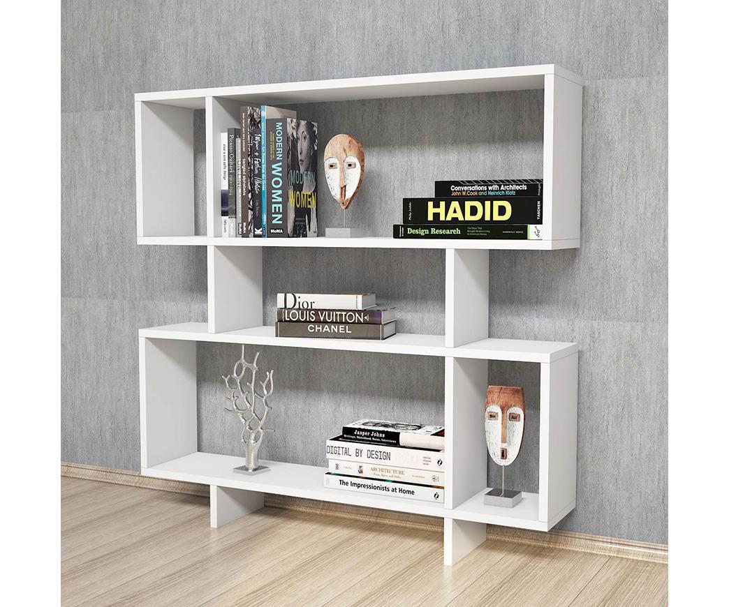 Libreria Moderna Hera Bianca