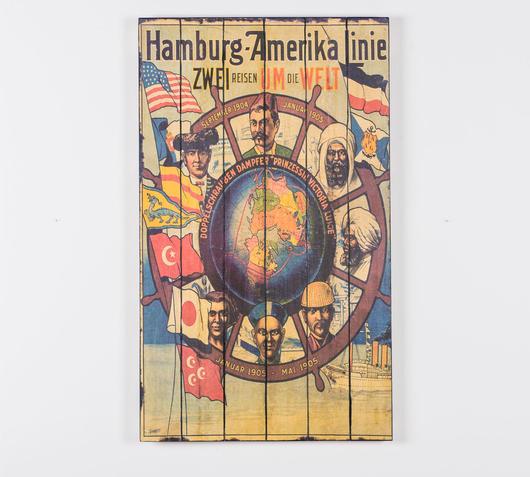 Duzzle pannello in legno wall decor arredamento design twist america