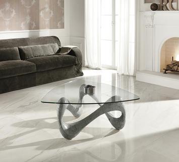Duzzle tavolinetto stones tetris salotto in vetro e pietra grigia (2)