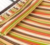 Duzzle amaca doppia imbottita multicolor dettaglio rgihe