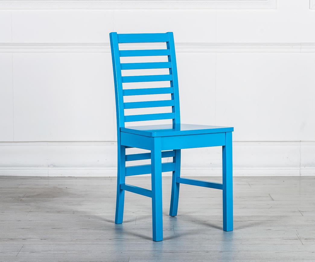 Sedie Blu Cucina : Sedia in legno angie blu om bl duzzle