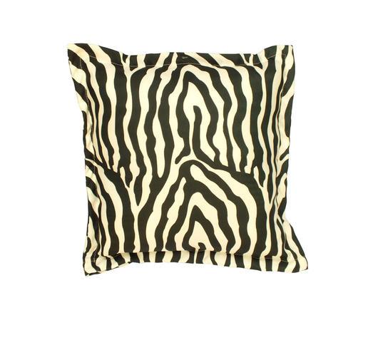 Duzzle cuscino arredo zebrato