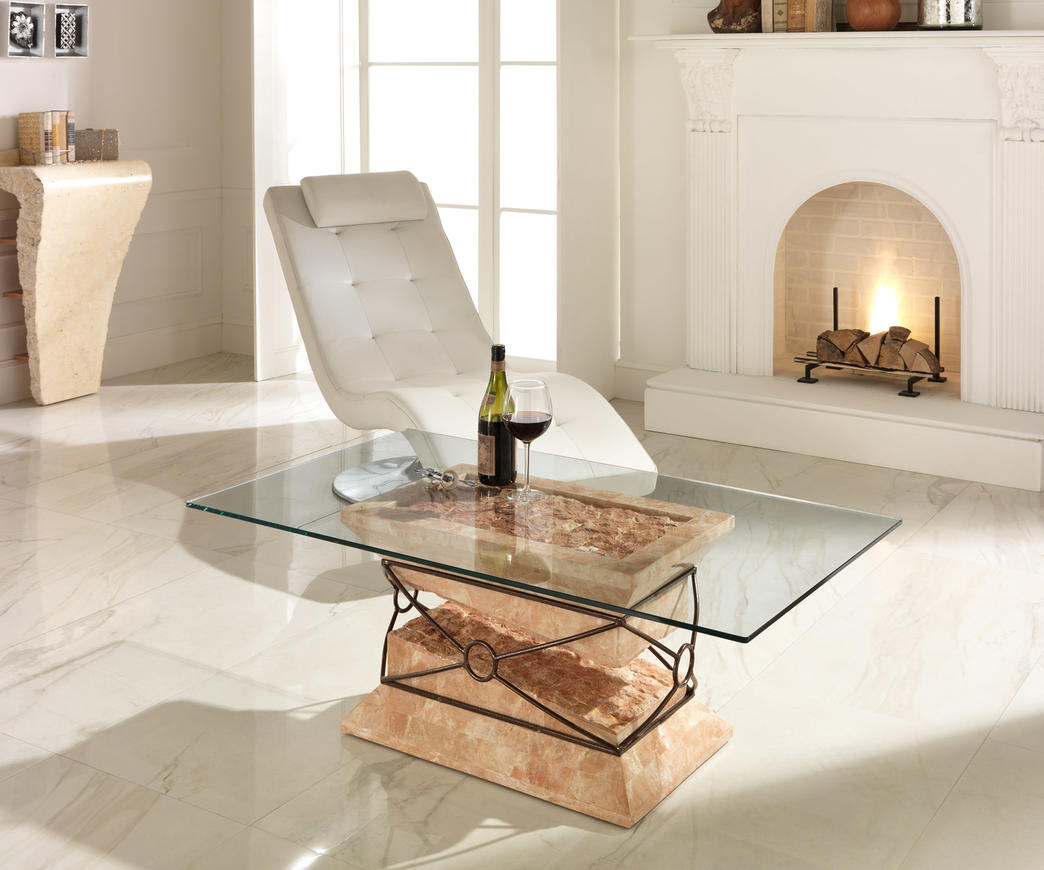 Tavolino da salotto in pietra parnaso duzzle for Tavolino da salotto in cristallo