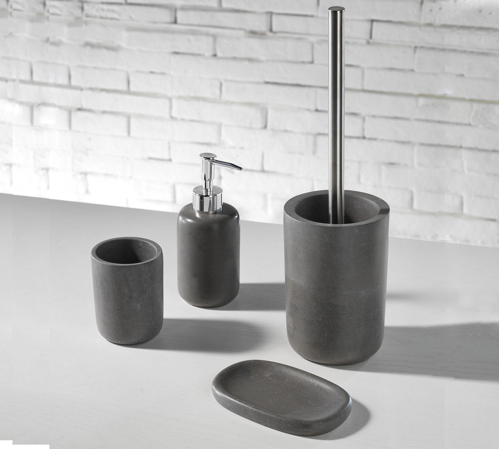 Set accessori bagno TFT (cod. KE066) | Duzzle