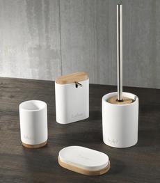 Accessori per bagno online | bianchi, cromati, bamboo | Duzzle