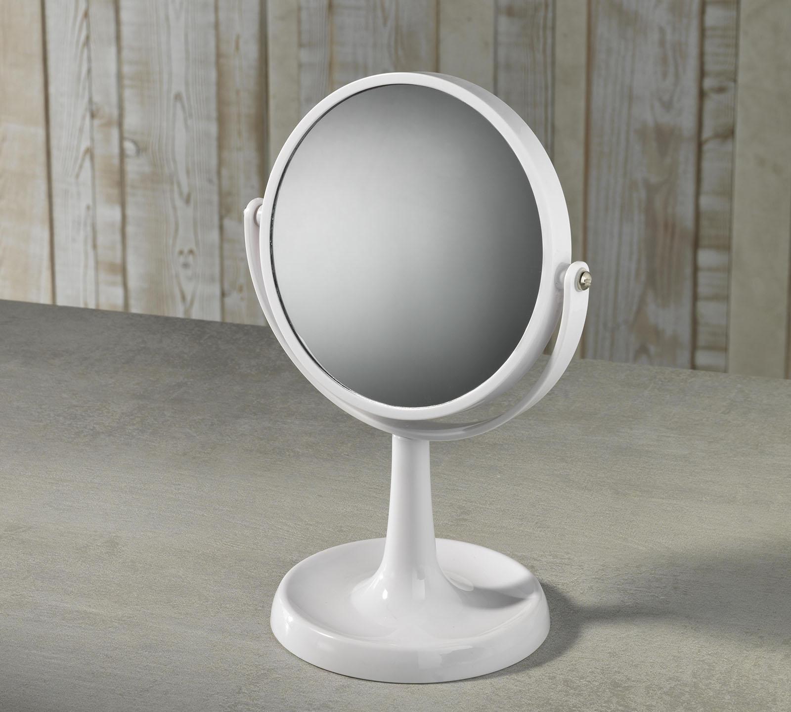 Specchio Ingranditore Per Bagno.Specchio Ingranditore D Appoggio 19 5 X 19 5 Cm