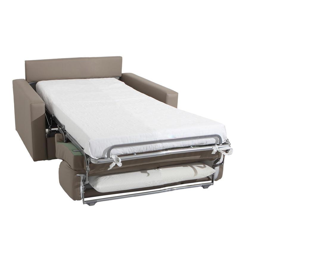 Poltrona letto trasformabile hugo posto duzzle