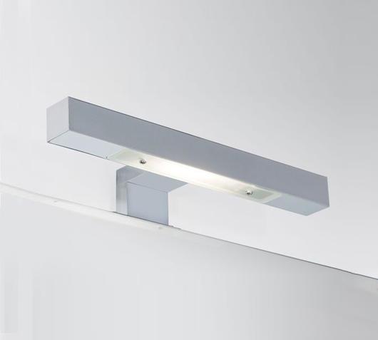 Duzzle lampada alogena cromo tft accessori bagno
