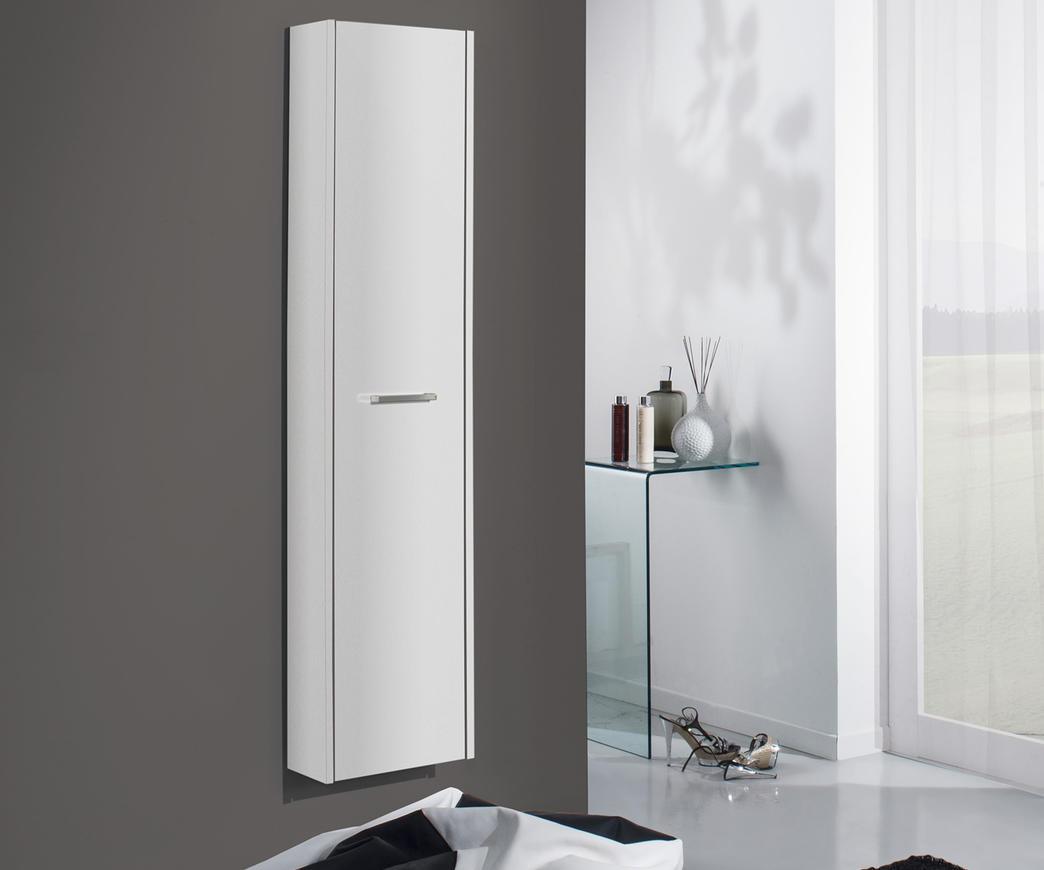 Colonna reversibile hw480 color bianco duzzle - Tft arredo bagno ...
