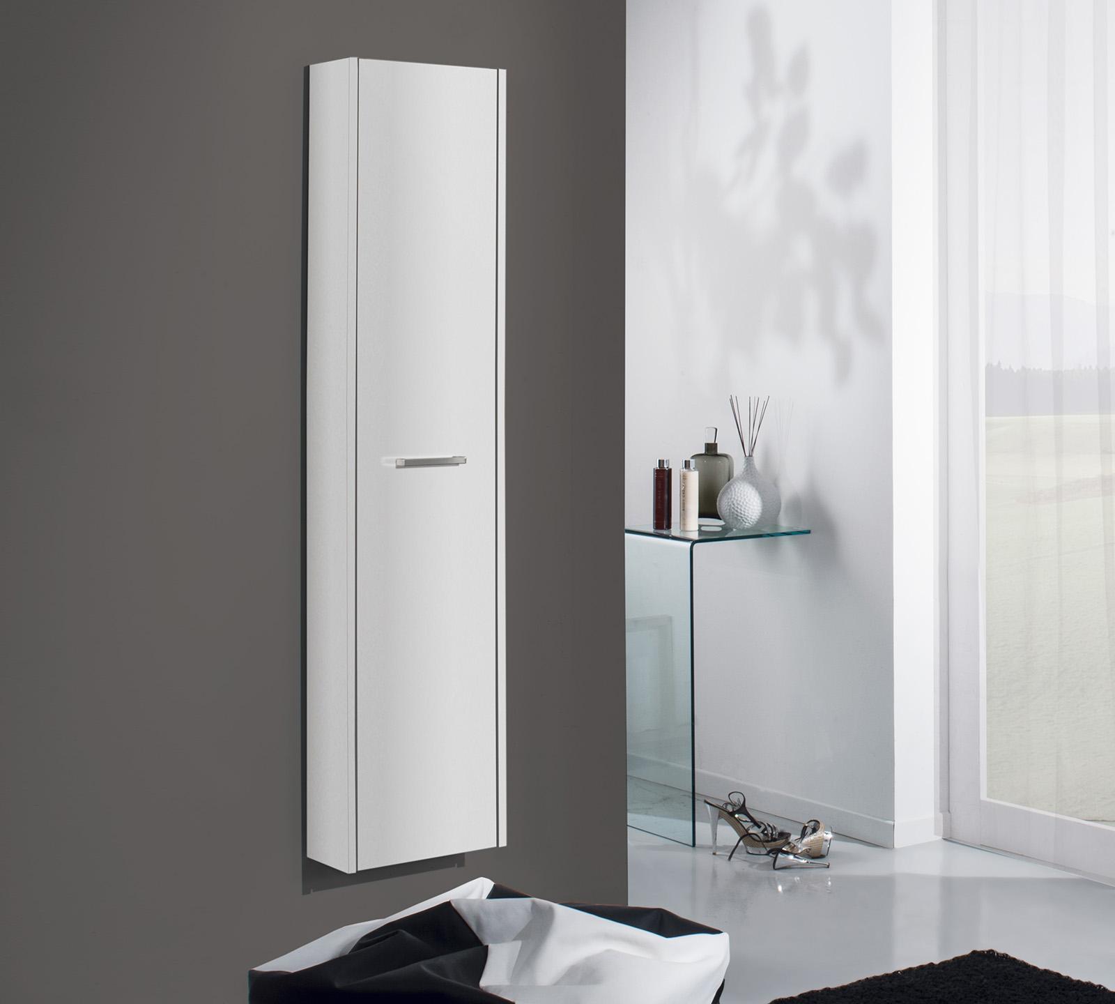 Colonna reversibile hw480 color bianco duzzle for Mobili bagno tft