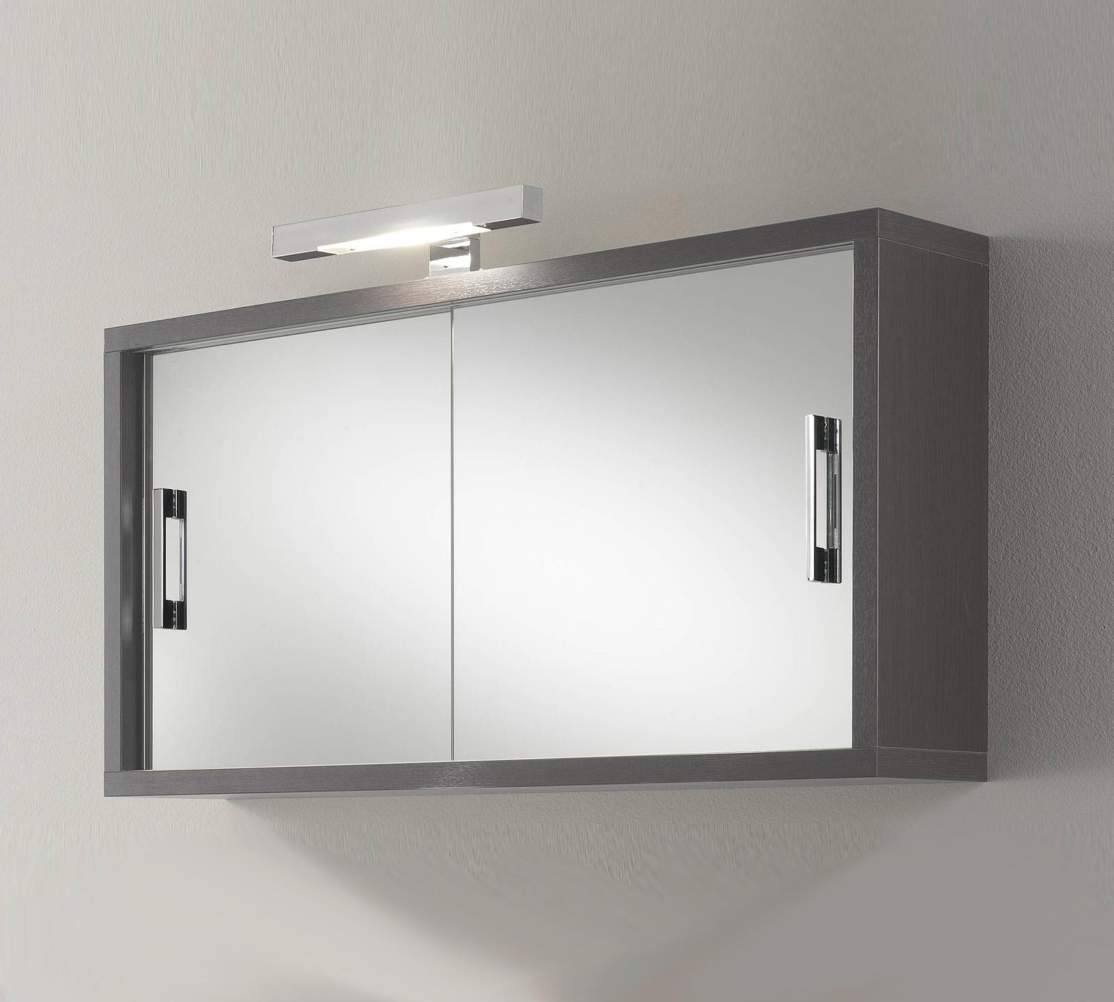 Specchio contenitore gv400 pino grigio duzzle for Specchio bagno grigio