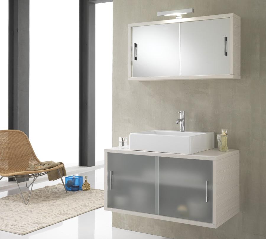 arredo bagno gv01 color pino bianco | duzzle - Tft Arredo Bagno