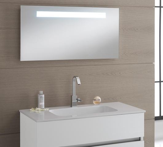 Duzzle specchio retroilluminato reversibile fj608 tft