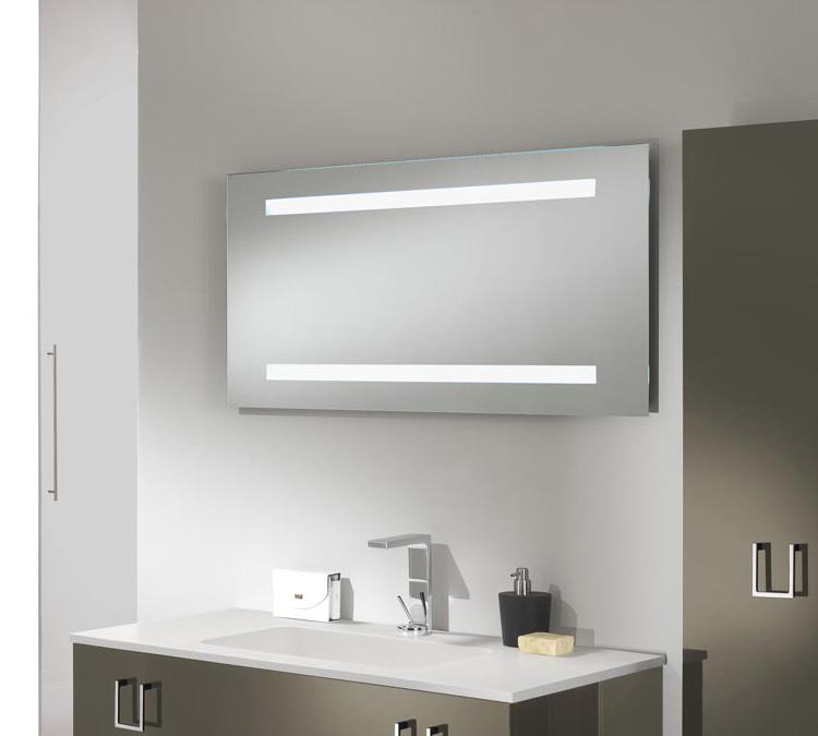 Specchio retroilluminato opera fj611 duzzle for Tft arredamento