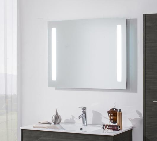 Duzzle specchio retroilluminato led fj616 tft bagni
