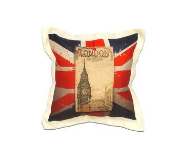 Duzzle cuscino arredo london