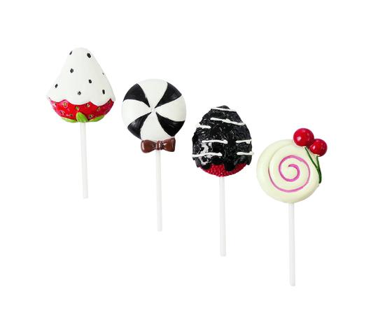 Duzzle magnete lollipop 4 assortiti villa deste