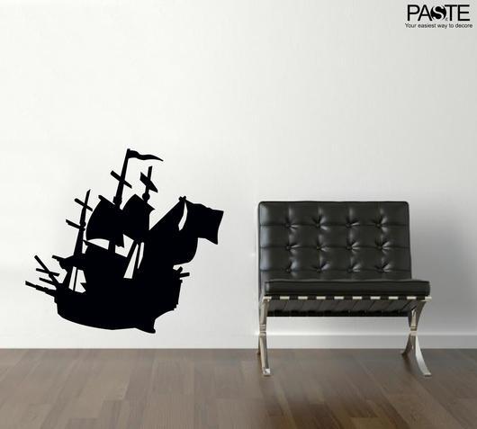 Duzzle sticker da muro sailer