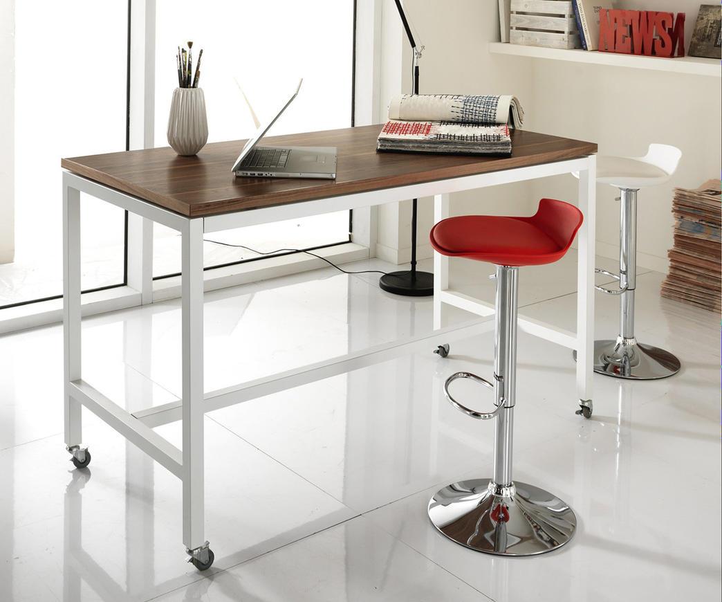 Tavolo con rotelle Help | Duzzle