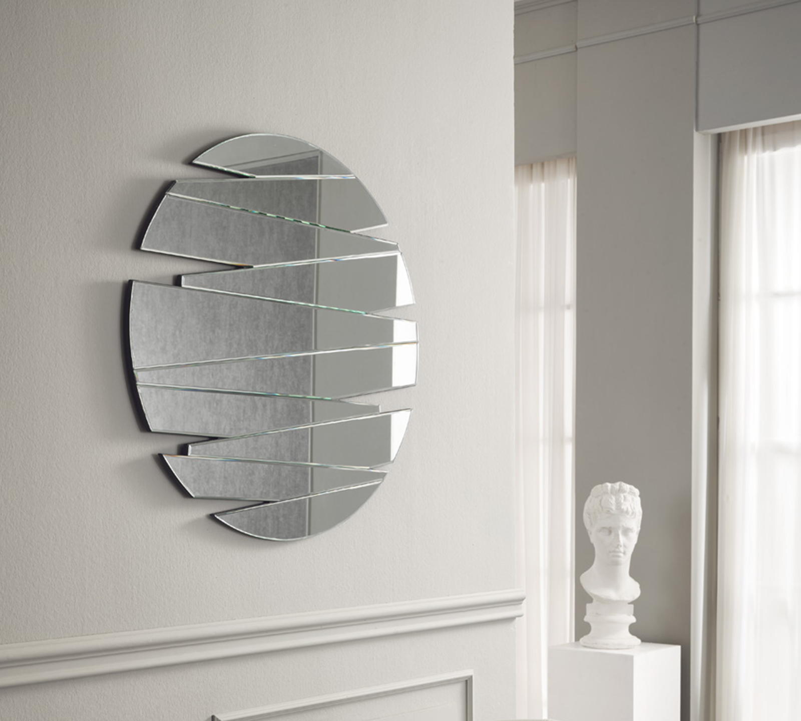 Specchio sp 021 duzzle - Specchi particolari da parete ...