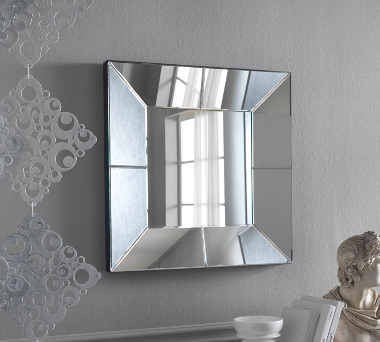 Specchio sp 017 duzzle - Supporti per specchi a parete ...