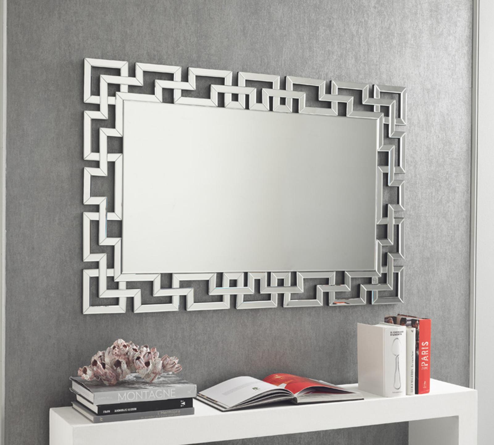 Specchio sp 020 duzzle - Supporti per specchi a parete ...