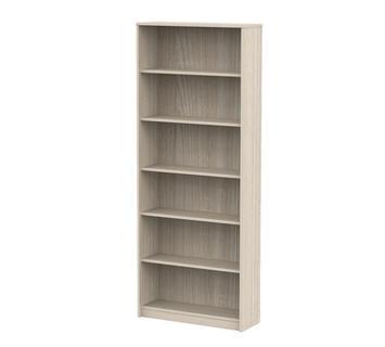 Duzzle mobiletti scaffale libreria ripiani sei ripiani a giorno legno