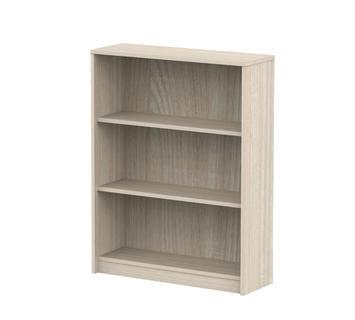Duzzle mobiletti scaffale libreria ripiani tre ripiani a giorno legno