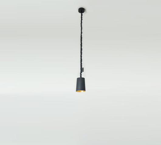 Duzzle lampadario paint lavagna nero oro in es artdesign
