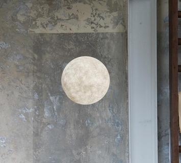 Duzzle applique a moon 1 lampada da parete in es artdesign a. moon   copia