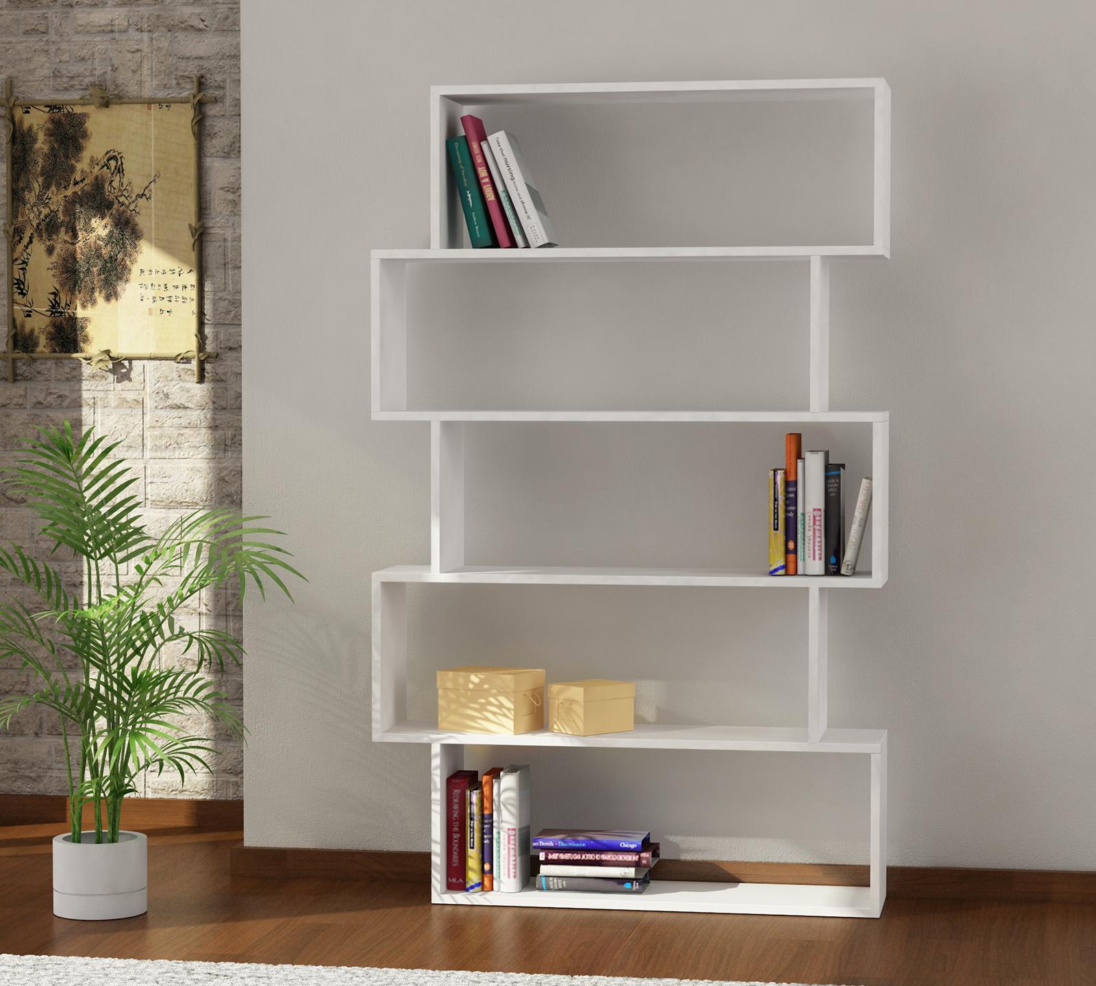 Libreria Kat in melaminico | Duzzle