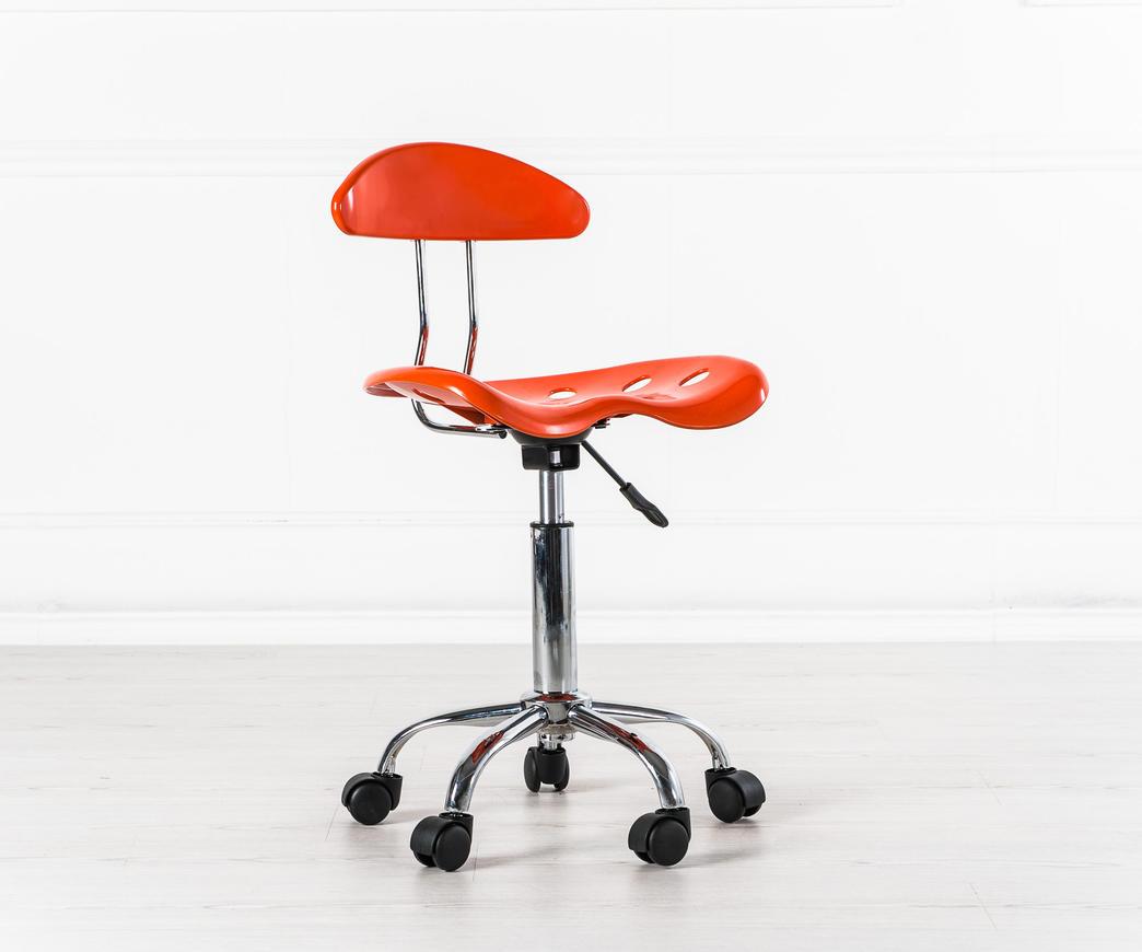 Sedie Da Ufficio Arancione.Sedia Titti Arancio Om 126 A Duzzle
