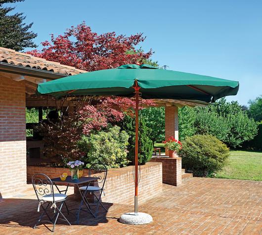 Duzzle ombrellone greenwood 4004 verde