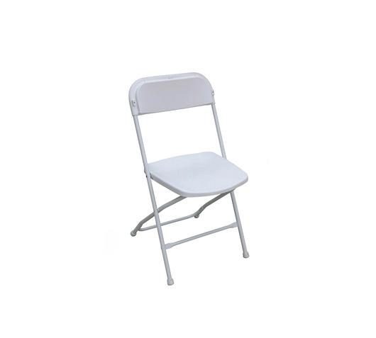 Duzzle greenwood moia sedia pieghevole chk01 bianca polipropilene