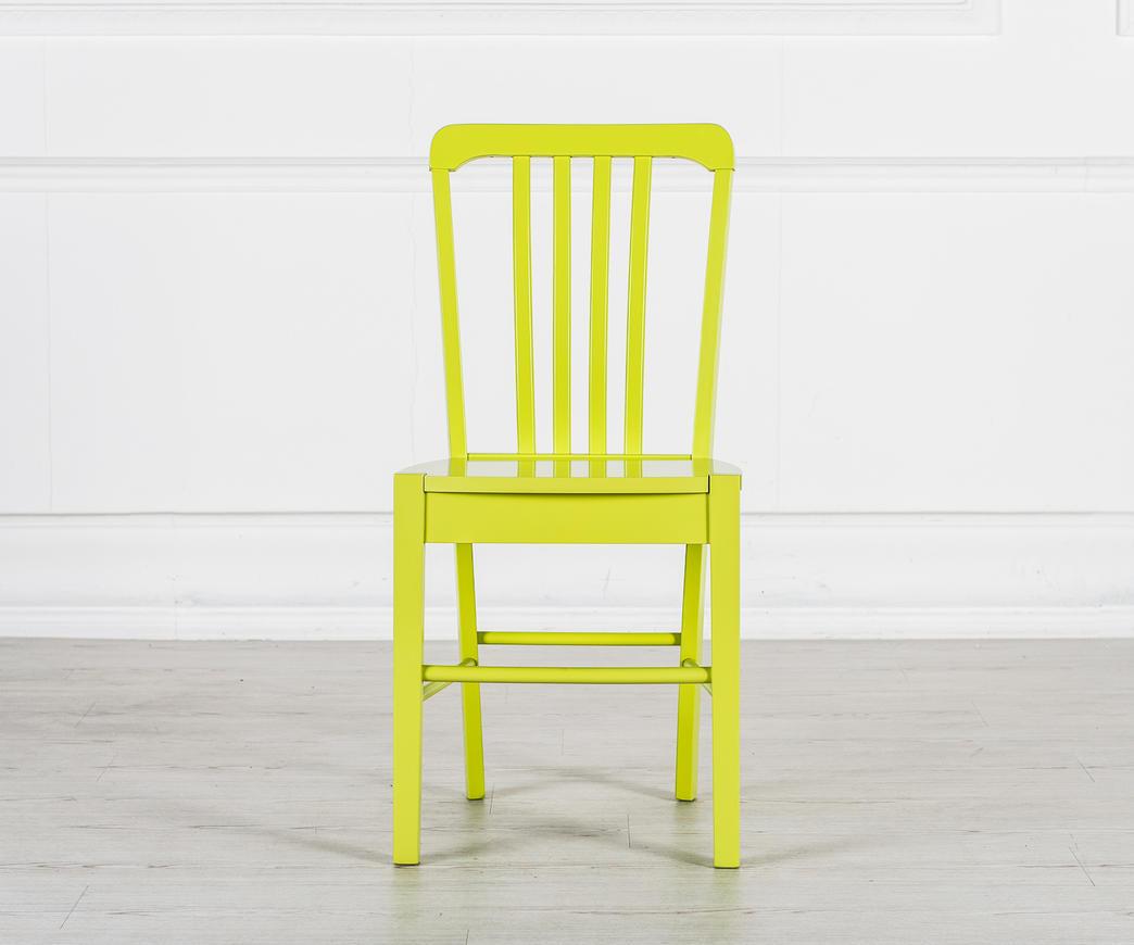 Sedia in legno Alexa Lime OM/168/LG | Duzzle