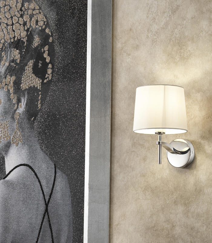 Lampade a muro di design anche con braccio duzzle - Lampade a muro design ...