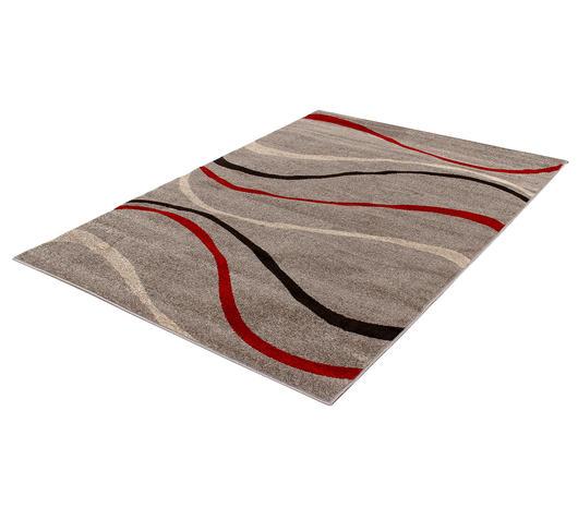 Tappeto casa weaves grey 230x160