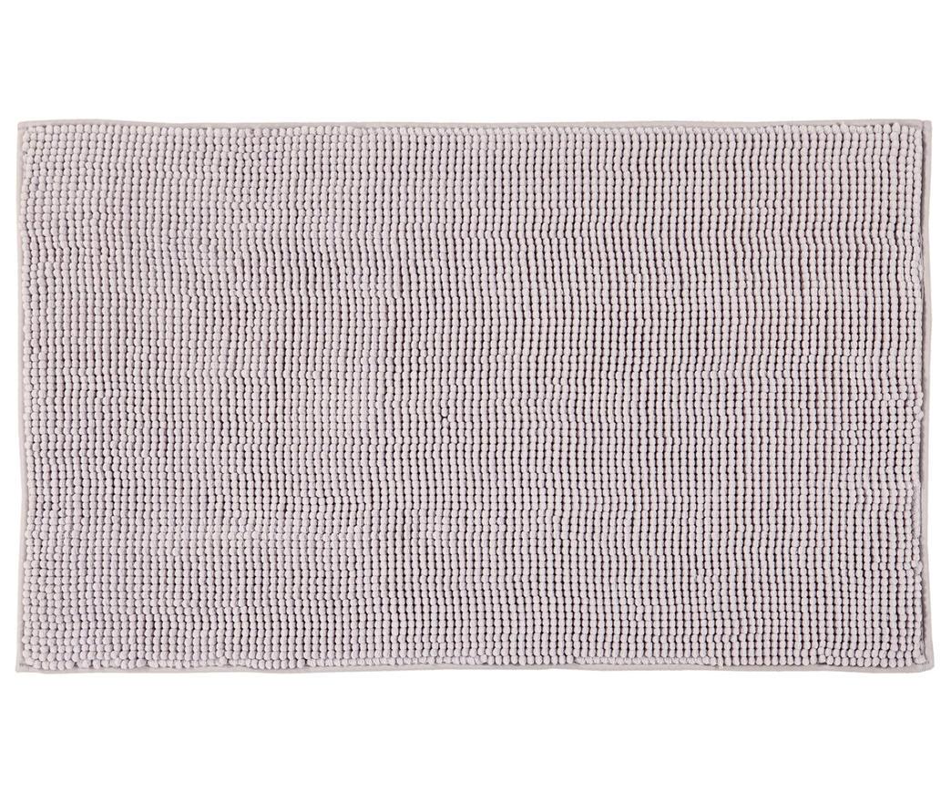 Tappeto di design orlo lavorato moderno ondulato nei colori beige