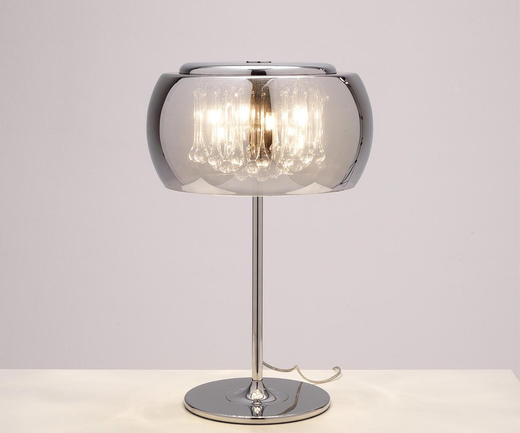 Lampada da scrivania con braccio snodabile luce da tavolo in