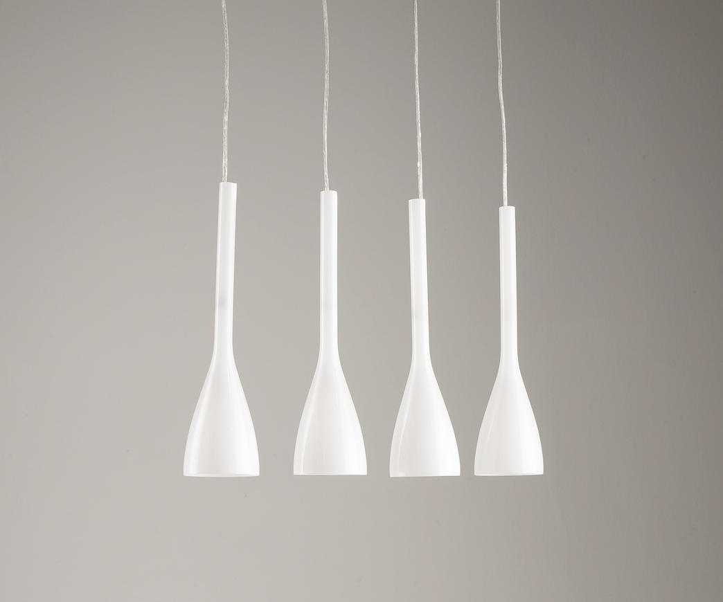 Lampada da soffitto bianca la 039 b duzzle for Lampada bagno soffitto