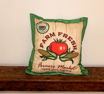 Cuscino fresh pomodoro pannocchia 685