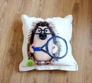 Cuscino riccio tennis 577